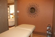Your own personal massage room