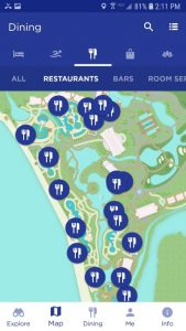 Vidanta Resort Map