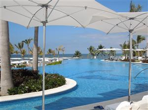 one of the Grand Luxxe Pools
