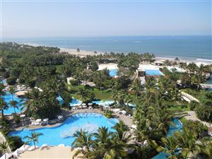 Ocean and pool view Nuevo Vallarta Grand Mayan