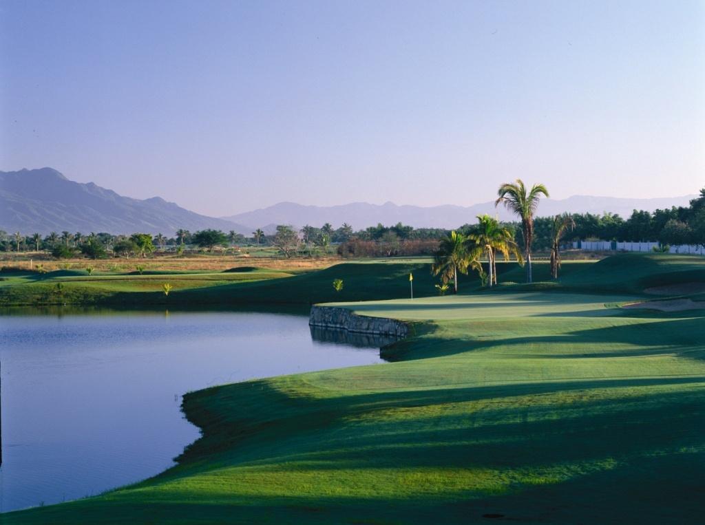 El Tigre Golf Course In Puerto Nuevo Vallarta