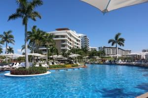 Luxxe building 1 pools grupo vidanta  nuevo vallarta