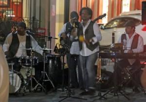Cuban live music