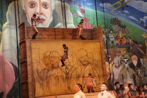 cirque du Soleil Riviera Maya