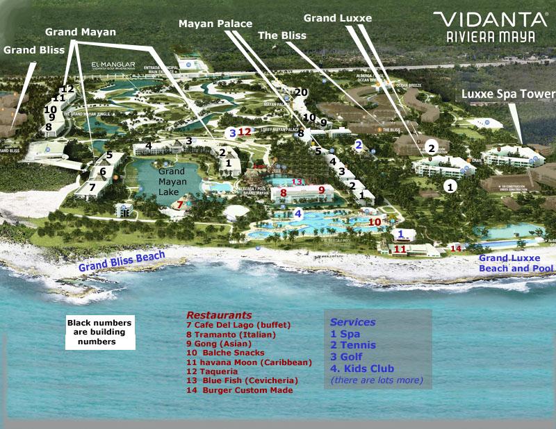 grand mayan palace cancun map. Black Bedroom Furniture Sets. Home Design Ideas