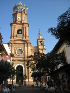 church of the Virgin guadalupe