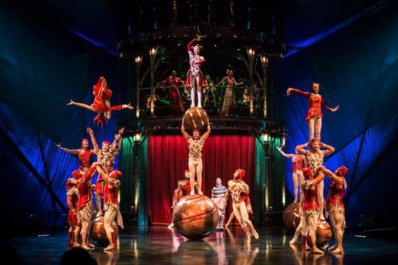 cirque du soleil rviera maya