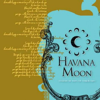 Havana Moon RM Menu 1