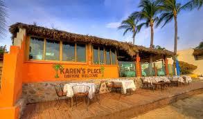 Bucerias Restaurants Karen S Place