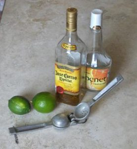 ingredients for the perfect margarita recipes
