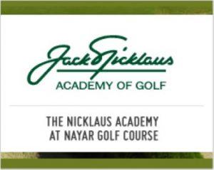 jack nicklaus golf academy