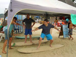 Patricias Surf Lessons