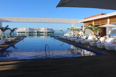 Rooftop Pool Loft Studio Nuevo Vallarta