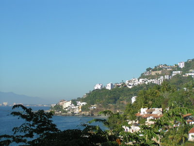 history of Puerto Vallarta bayside view