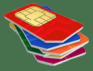 phone sim cards