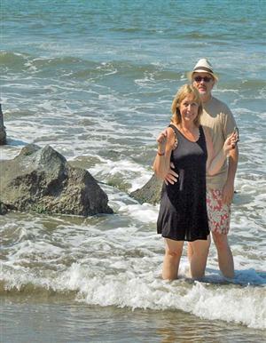 John and Linda Jameson -MayanRental owners.